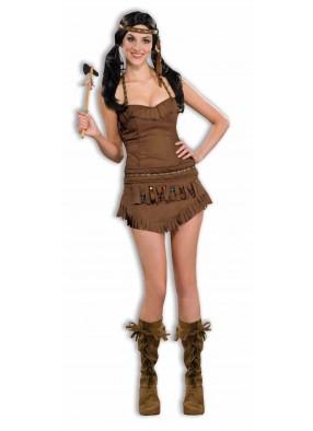 Костюм прекрасной дочери индейского вождя
