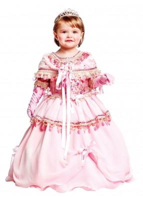 Костюм Принцесса престиж детский фото