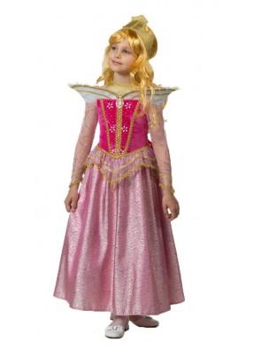Костюм принцессы Авроры детский