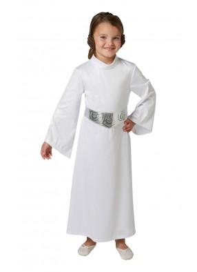 Костюм принцессы Леи детский фото
