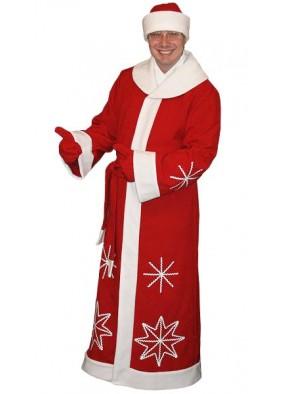 Костюм Радостный Дед Мороз взрослый