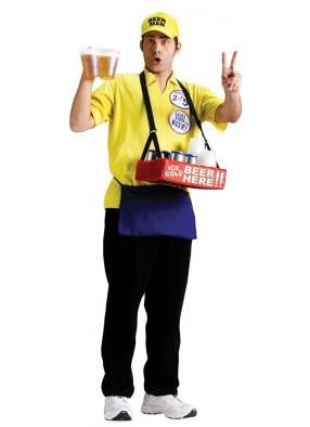 Костюм разносчика пива