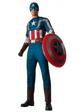 Костюм ретро Капитана Америки