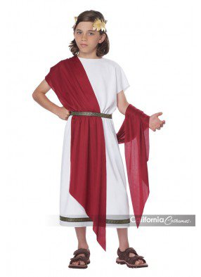 Костюм римского поэта