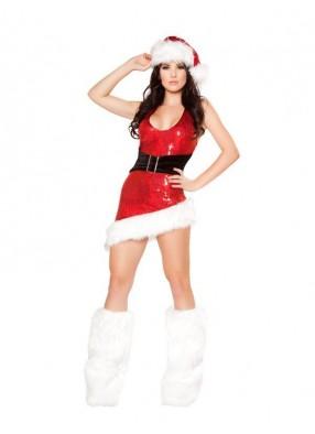 Костюм Рождественской красавицы