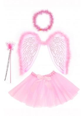Костюм Розового Ангелочка 1 фото