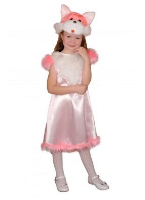 Костюм розовой кошечки для девочки