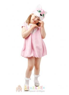Костюм розовой кошки