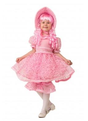 Костюм розовой куклы фото