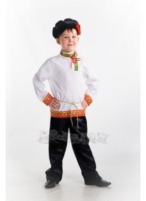 Костюм русский национальный для мальчика