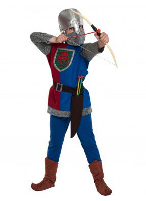 Костюм рыцаря лучшника