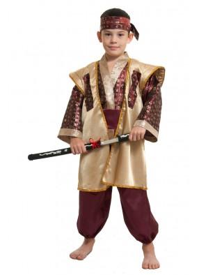 Костюм самурая для мальчика