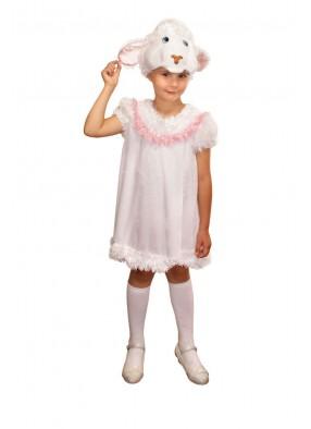 Костюм серой овечки для девочки