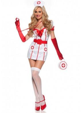 Костюм шаловливой медсестры