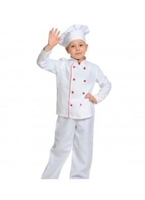 Костюм шеф-повара детский