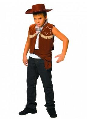Костюм смелого ковбоя для мальчика