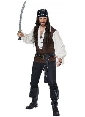 Костюм смелого Пирата deluxe