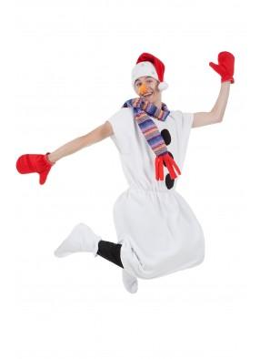 Костюм снеговик простой фото