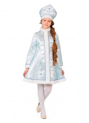 Костюм Снегурочки Красавицы для девочки