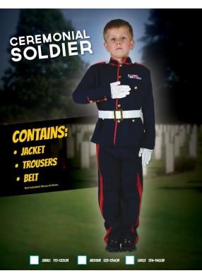 Костюм солдата для церемоний
