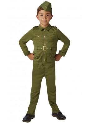 Костюм солдата Второй Мировой войны фото