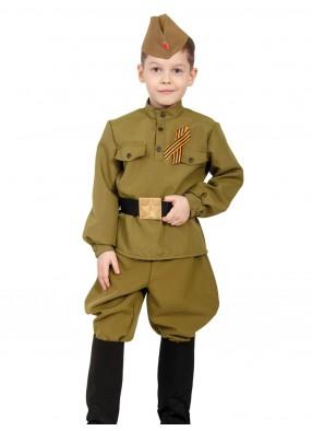 Костюм солдатика
