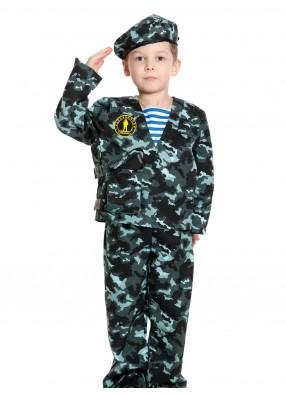 Костюм спецназа детский
