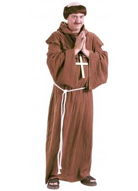Костюм средневекового монаха фото