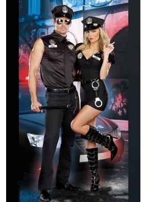 Костюм Строгий полицейский 3 фото