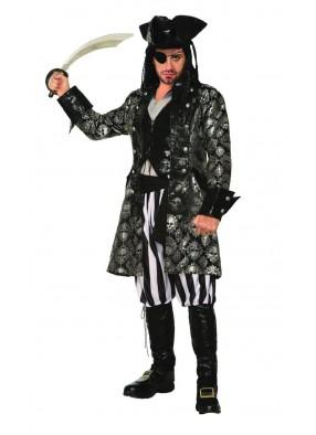 Костюм сумасшедшего пирата