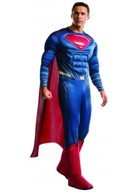 Костюм Супермен делюкс фото