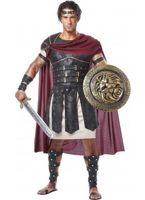 Костюм сурового римского гладиатора