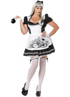 Костюм темной Алисы