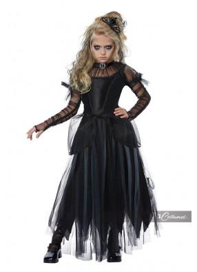 Костюм темной принцессы для девочки
