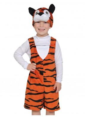 Костюм тигренка плюшевый