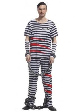 Костюм тюремного заключенного