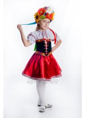 Костюм украиночки летний