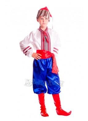 Костюм украинского казака для мальчика