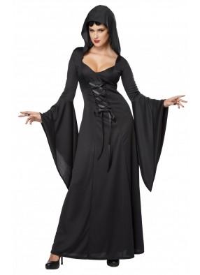 Костюм Ведьма чернокнижница взрослый