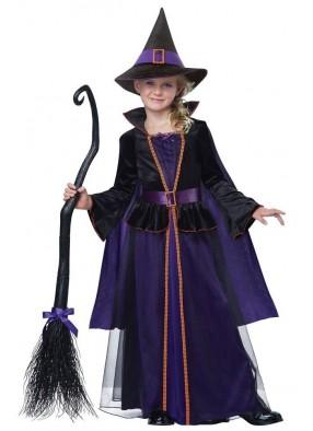 Костюм ведьма-крошка детский
