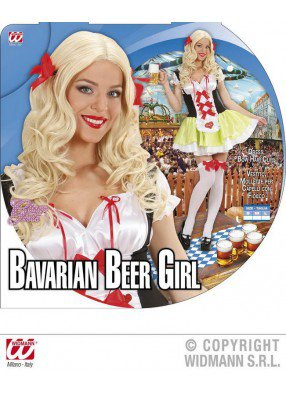 Костюм веселой немки