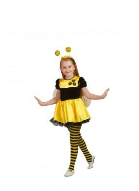Костюм веселой пчелки для девочки