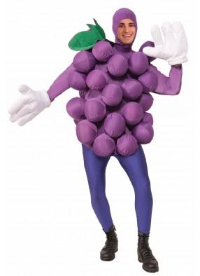 Костюм виноград взрослому фото