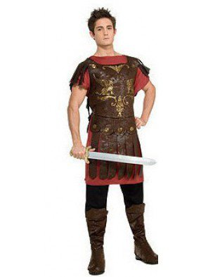 Костюм воинственного гладиатора