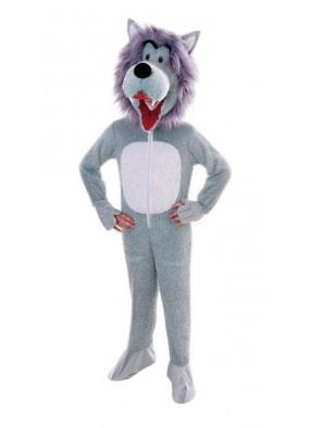 Подростковый ростовой костюм волка