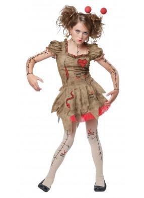Костюм волшебной куклы Вуду