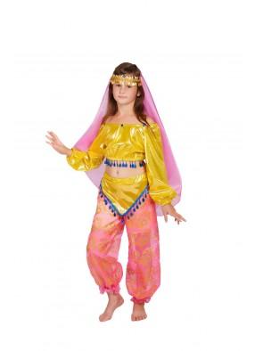 Костюм восточной принцессы для девочки