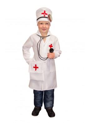 Костюм врача Айболита для мальчика