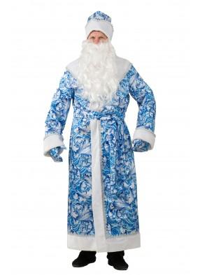 Костюм взрослого Деда Мороза фото