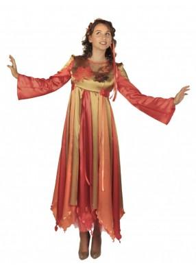 Костюм янтарной Осени женский
